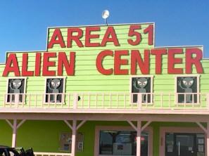 Friendly bunch of aliens
