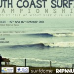 South Coast Surfing Competition