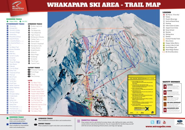 Whakapapa Trail Map 2013 v6 copy