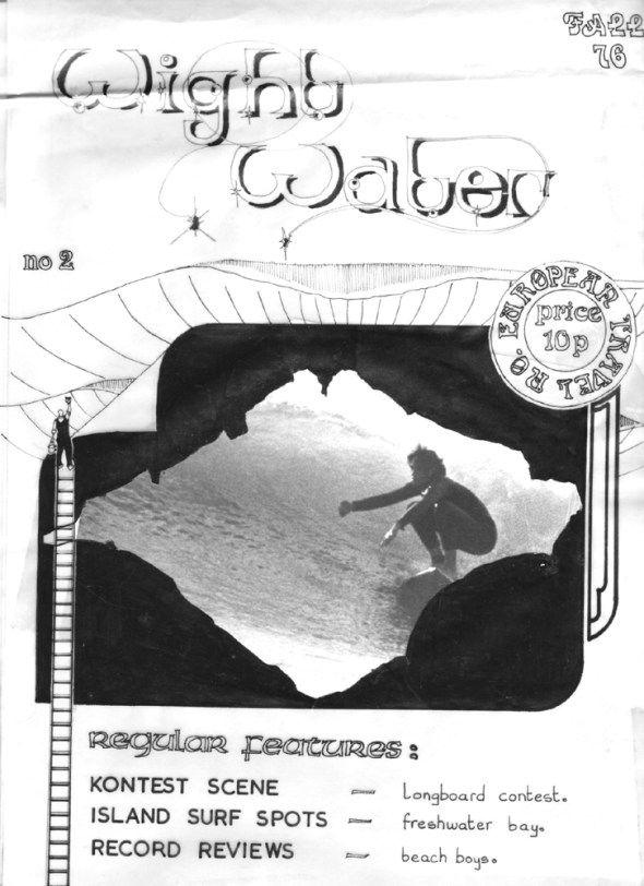 Wight Water Issue 2 Cover
