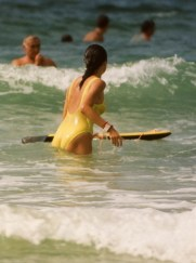French Body Boarder