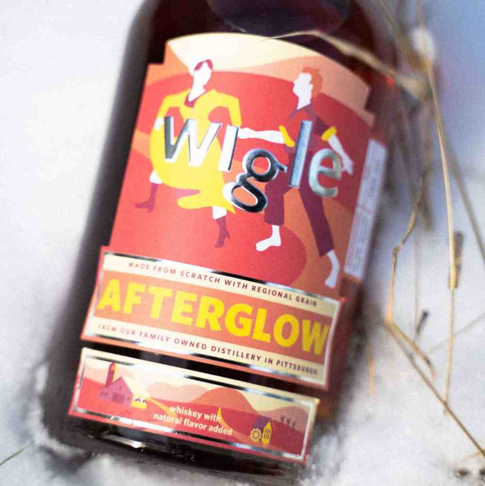 Wigle Afterglow Ginger Whiskey