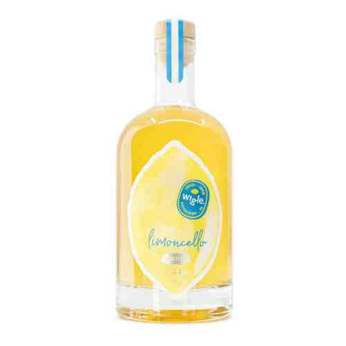 Wigle Limoncello Liqueur Bottle