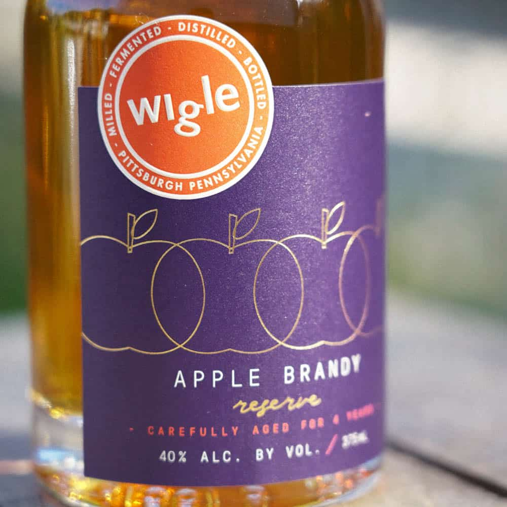 Wigle Apple Brandy