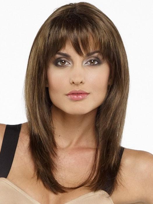 Envy Leyla Wig Long Monofilament Top Layered Wig Wigs