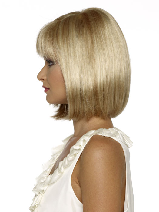 Envy Wigs Petite Paige Wig Short Bob Cut Wig With