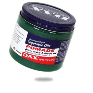 DAX VEGETABLE OILS POMADE WITH LANOLIN