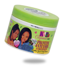 KIDS ORGANICS PROTEIN & VITAMIN FORTIFIED HEALTHY HAIR AND SCALP REMEDY