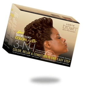 LUSTER'S SHORTLOOKS COLORLAXER 3-N-1 (SEMI PERMANENT)