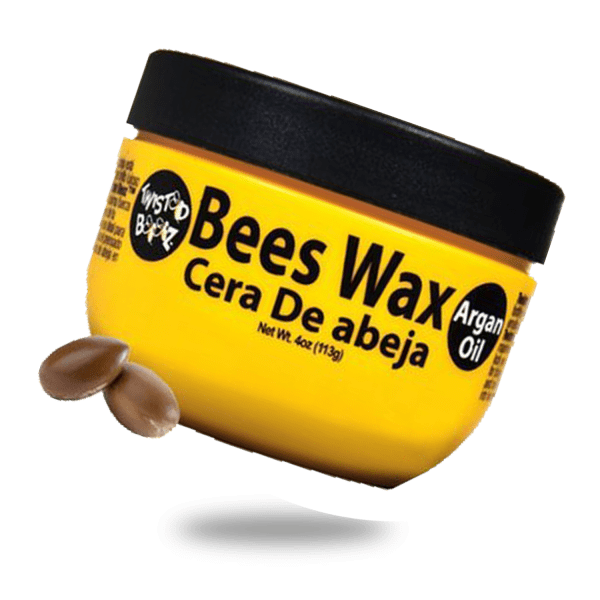 TWISTED BEES ARGAN OIL BEES WAX