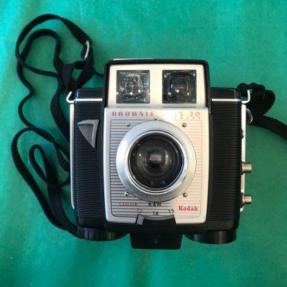 Kodak Brownie Twin 20 Vintage Camera