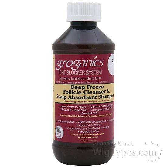 Groganics Deep Freeze Follicle Cleanser Amp Scalp Absorbent