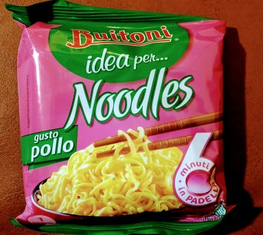 Noodles in Broth