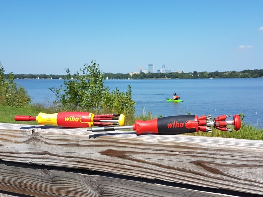 Wiha Tools Ultra Drivers on Insulated Tools Tour