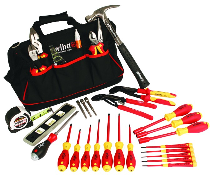 New Electrician Sets from Wiha Tools  Journeyman's