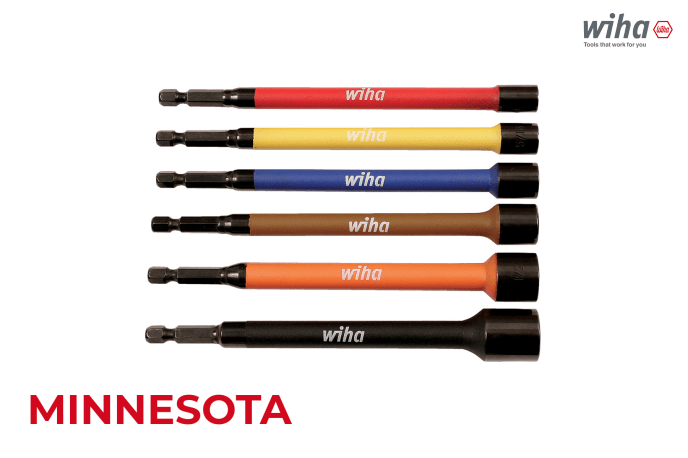 Best Selling Tool in Minnesota from Wiha Tools
