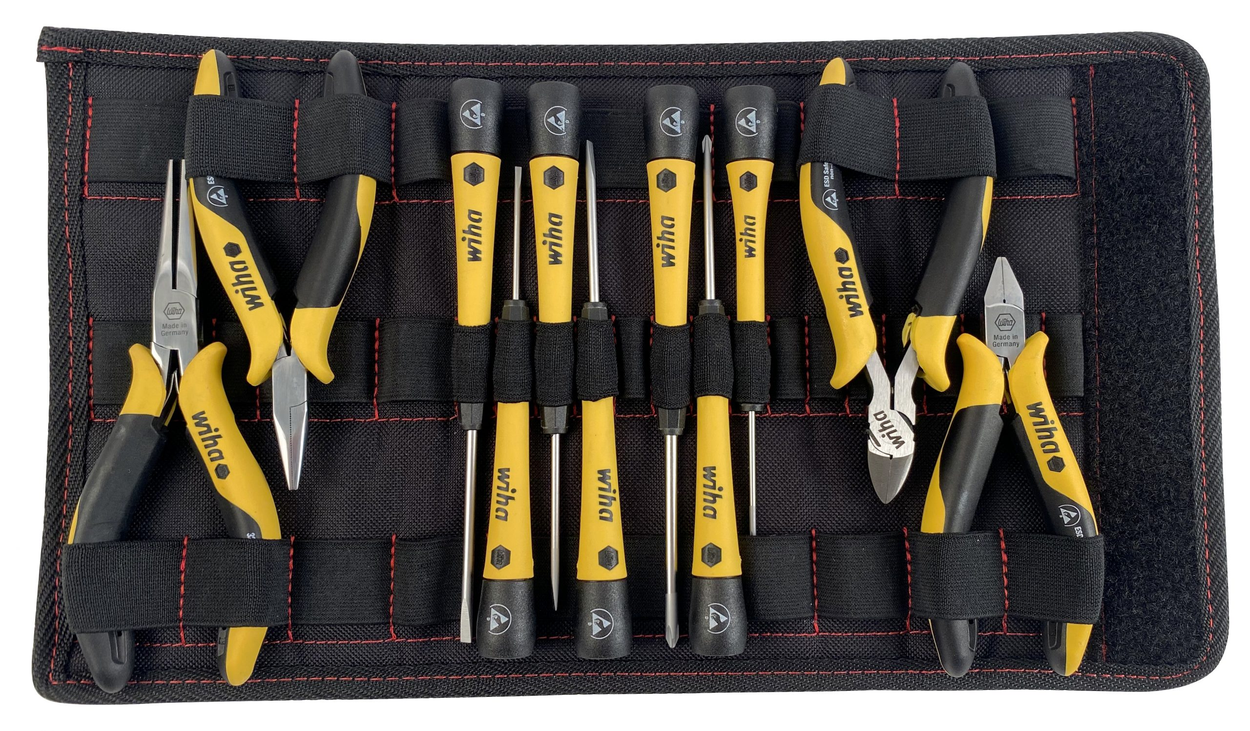 ESD Safe PicoFinish Set with Pliers