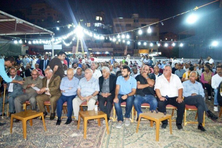 الآلاف يشاركون القائمة الوطنية في الزرقاء افتتاح مقرها الانتخابي