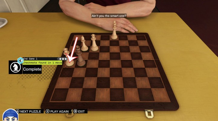 #Checkmate Level 1