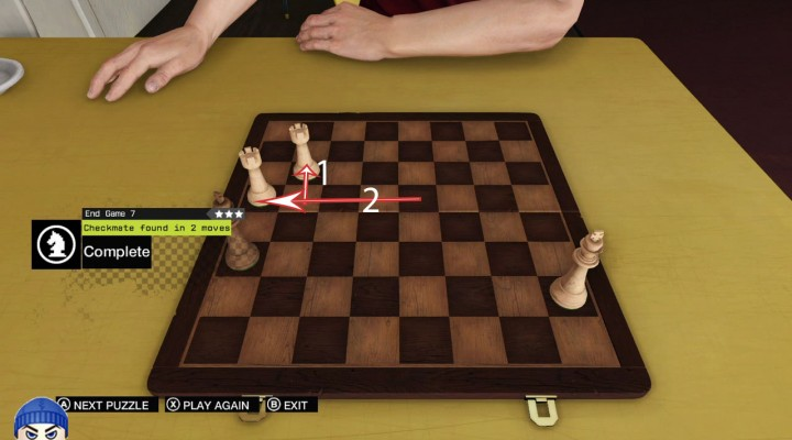 #Checkmate Level 7