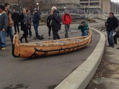 Canoe Launch 2