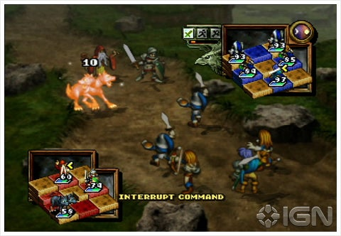 Ogre Battle 64 Person Of Lordly Caliber Review IGN