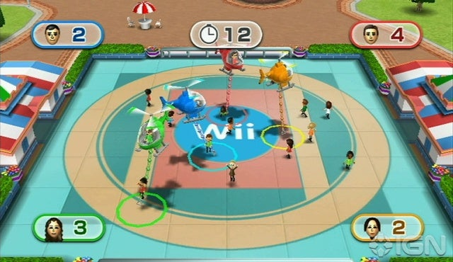 Wii Party Screenshot