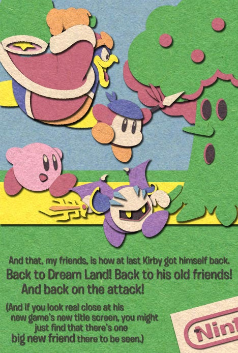 Kirbys Road Back To Dream Land IGN Page 13