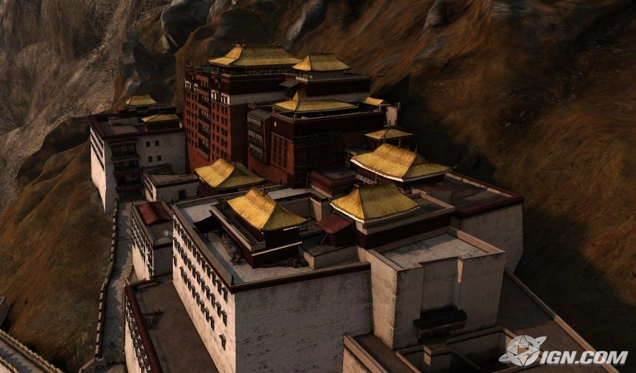 Cursed Mountain Screenshot