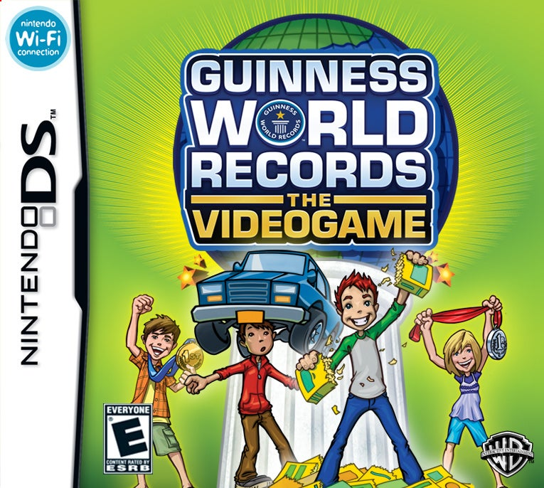 Guinness World Records The Video Game Review IGN