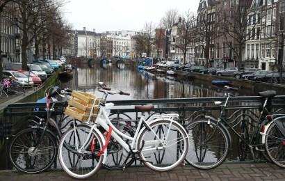 Zo kun je gezonder door Amsterdam fietsen!