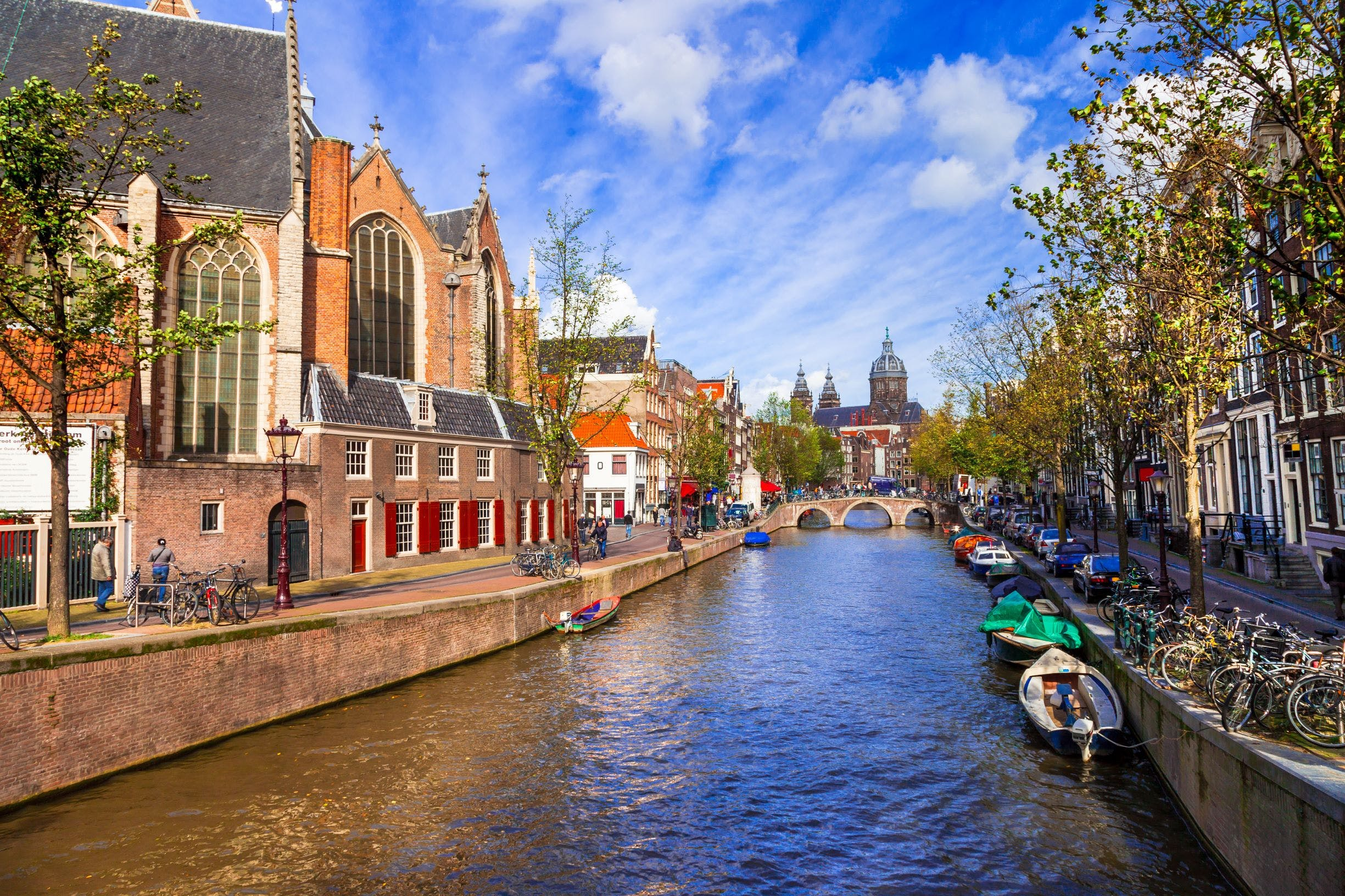 100 Highlights canal cruise in Amsterdam