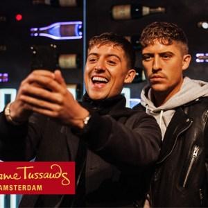 Ontmoet jouw favoriete sterren bij Madame Tussauds Amsterdam