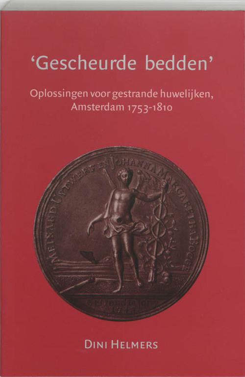 Gescheurde bedden - D. Helmers - Paperback (9789065507013)