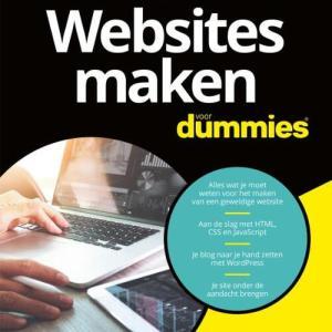 Websites maken voor Dummies, 6e editie, pocketeditie - David A. Crowder - Paperback (9789045355481)