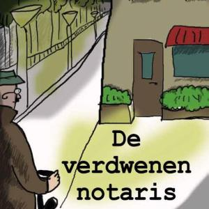 De verdwenen notaris - Frits Quadekker - Paperback (9789462472266)
