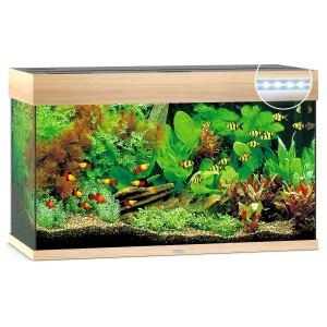 Juwel Aquarium Rio 125 Led 80x35x50 cm - Aquaria - Licht Hout Ca. 125 L