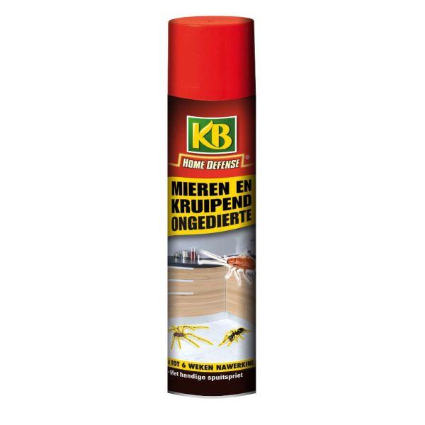KB Mieren en kruipend ongedierte spray 400 ml
