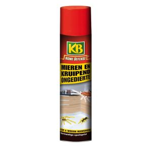 KB Mieren en kruipend ongedierte spray 400 ml