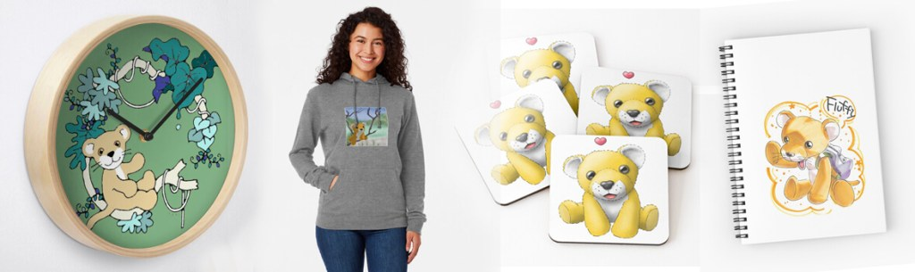 'Draw for Wild' Cats Merchandise