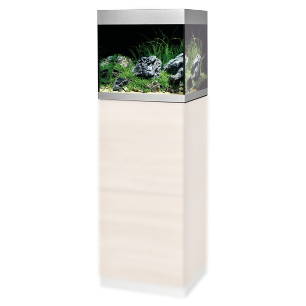 Oase Highline 125 Aquarium - Aquaria - 50x50x50 cm 125 l Zilver 50x50x50