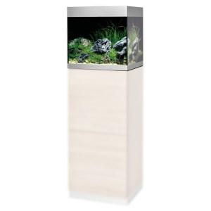 Oase Highline 125 Aquarium - Aquaria - 50x50x50 cm 125 l Zilver 50x50x50