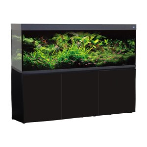 Trofis Colisa A-1800 Zwart - Aquarium + LED