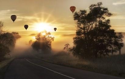 Waarom een ballonvlucht op jouw bucketlist moet staan!
