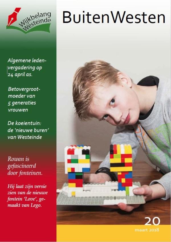 Voorblad Buitenwesten Maart 2018