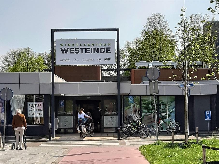 Bedankt ondernemers Westeinde