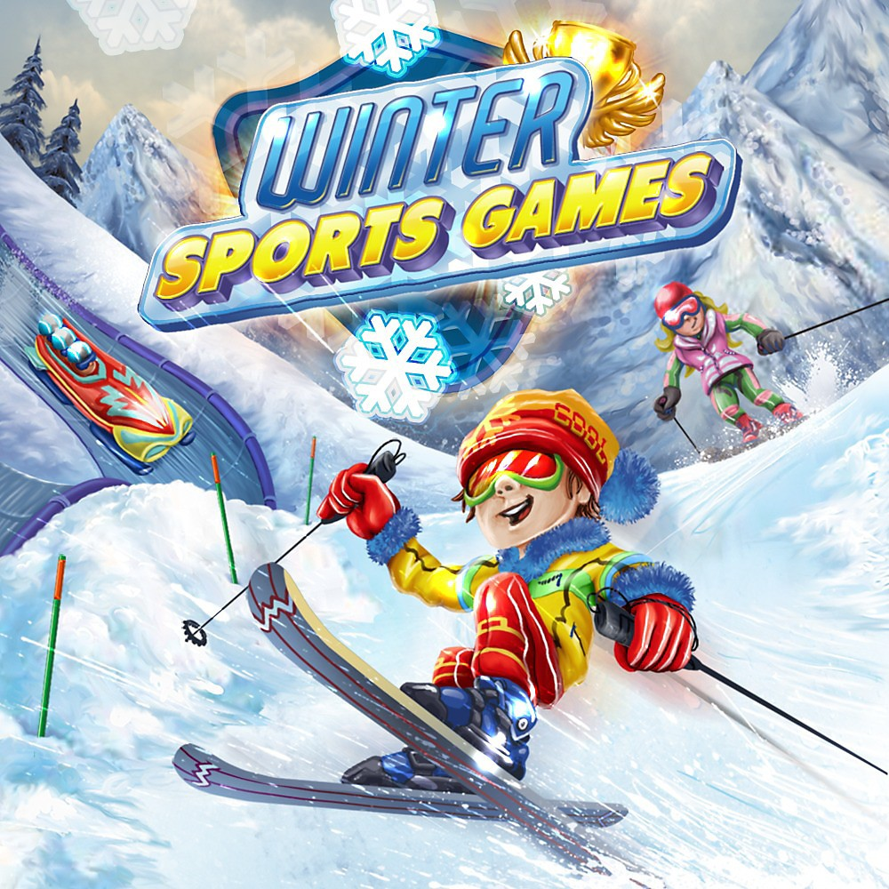 Wintergames for kids