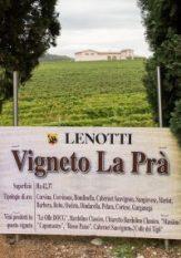 Lenotti wijngaard la Prà