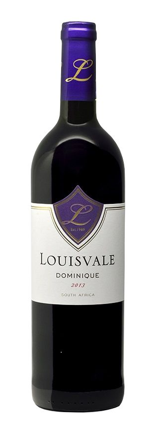 Louisvale Dominique Red Blend Image