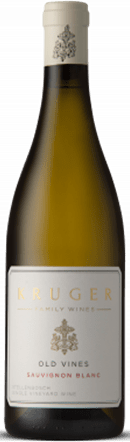 Kruger Old Vines Sauvignon Blanc Image